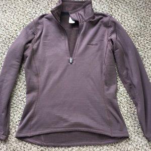 PATAGONIA R1 Regulator 1/2 zip pullover